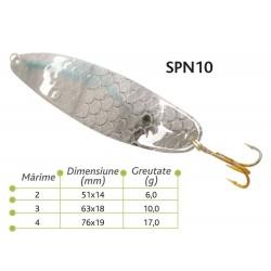 Lingurite oscilante Baracuda SPN 10