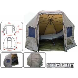 T2 - cort Baracuda tip umbrela