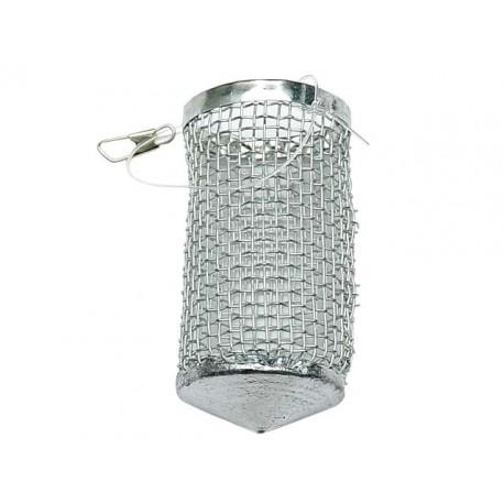 Cos momitor cilindric metalic