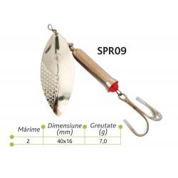 Lingurite rotative Baracuda SPR 09