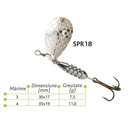 Lingurite rotative Baracuda SPR 18