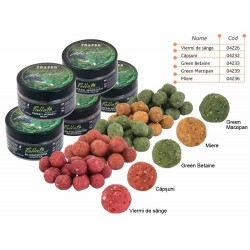 Soft Pellets Method Feeder Traper 50g-8/10mm