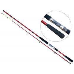 Lanseta fibra de carbon Baracuda Mighty 2402