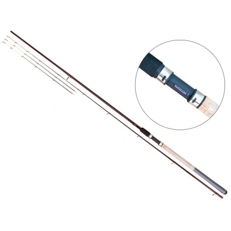 Lanseta fibra de carbon Baracuda Winkler Picker 3002