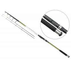 Lanseta fibra de carbon Baracuda Infinity Tele Feeder 360