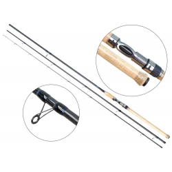 Lanseta fibra de carbon Baracuda Master Match 4203