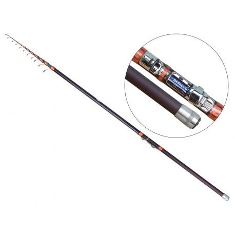 Lanseta fibra de carbon Baracuda Hyper Tele Match 4205