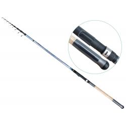 Lanseta fibra de carbon Baracuda Polaris 3904
