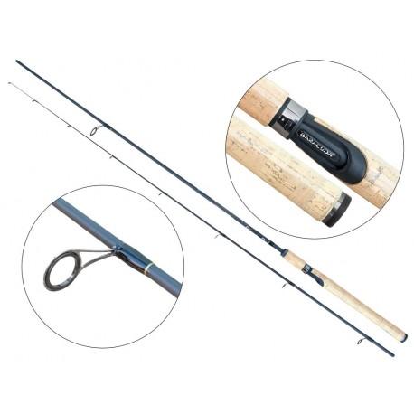 Lanseta fibra de carbon Baracuda Viper 210