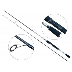 Lanseta fibra de carbon Baracuda Excellence 2102M