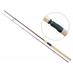 Lanseta fibra de carbon Baracuda Danube Spin 2,4m