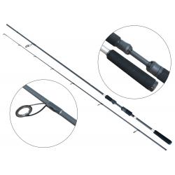 Lanseta fibra de carbon Baracuda Black Pearl 2 235