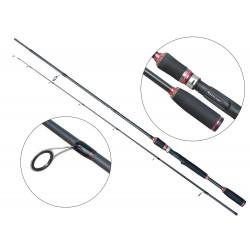 Lanseta fibra de carbon Baracuda Dinky 2102
