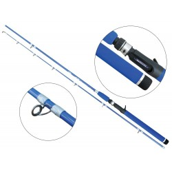 Lanseta fibra de carbon Baracuda Blue Bird 2102