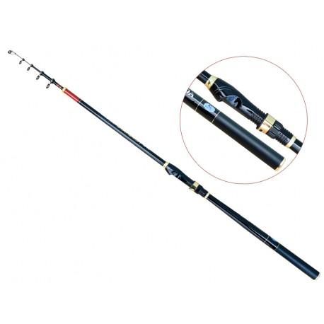 Lanseta fibra de carbon Baracuda Stardust 240