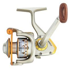Mulineta spinning Baracuda Darcy JX2000