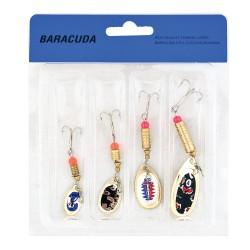 Set momeli Baracuda SPK4-12
