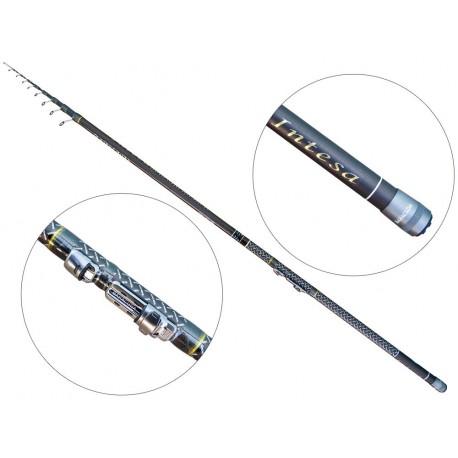 Lanseta fibra de carbon Baracuda Intesa 6006