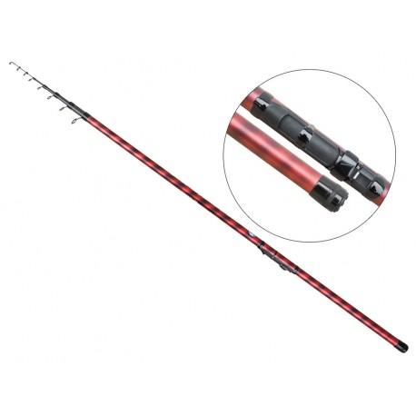 Lanseta fibra de carbon Baracuda Mystic Bolo MX600
