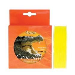 Nylon Baracuda Aqua Crocodile Fluo-Carp 600m
