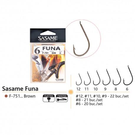 Ace pescuit Sasame Funa