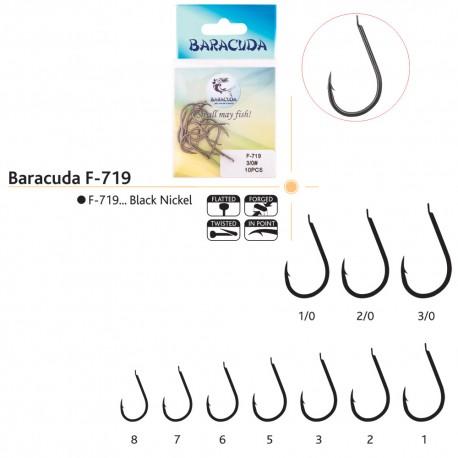 Set 10 ace Baracuda F-719