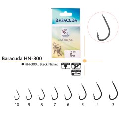 Set 10 ace Baracuda HN-300