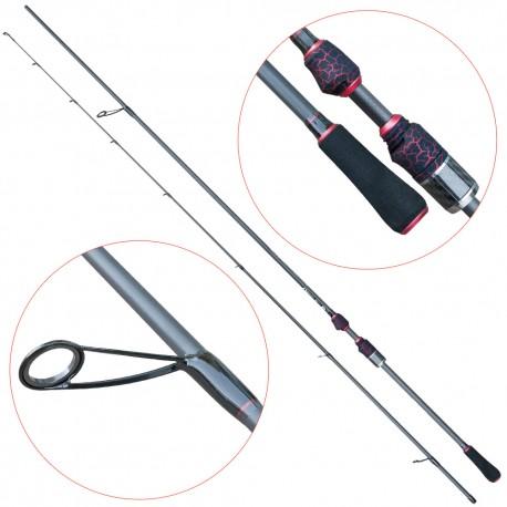 Lanseta fibra de carbon Baracuda Razor X 2402
