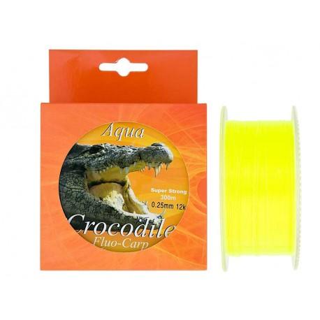 Naylon Baracuda Aqua Crocodile Fluo-Carp 300m