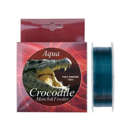 Nylon Aqua Baracuda Crocodile Match&Feeder 150m