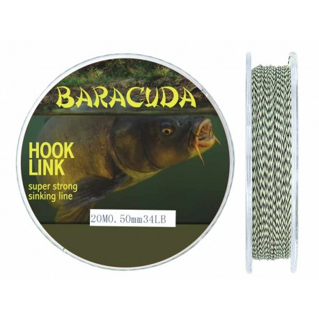 Fir Textil Baracuda Hook Link B