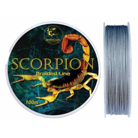 Fir textil Baracuda Scorpion 100m