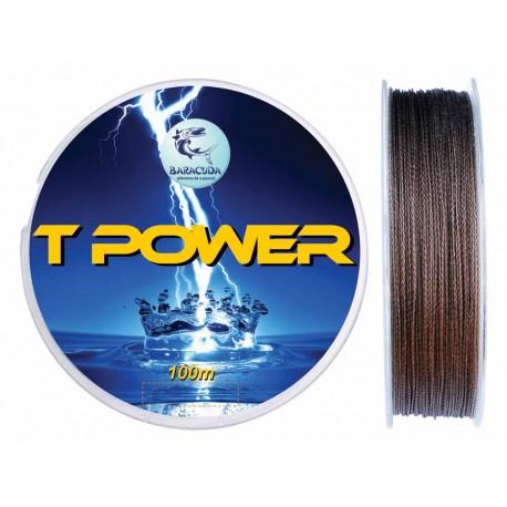 Fir textil Baracuda T Power 100m