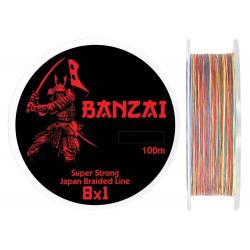 Fir textil Baracuda Banzai 100m