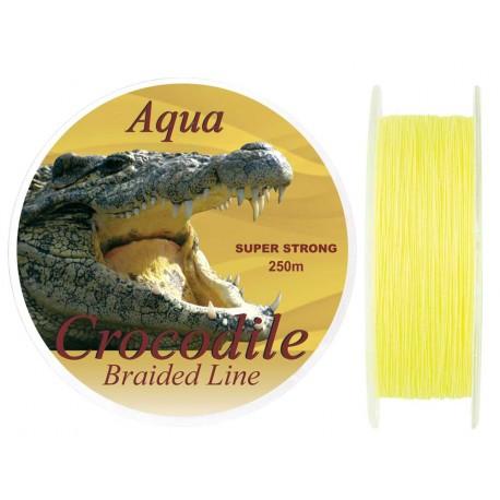 Fir textil Baracuda Aqua Crocodile 250m