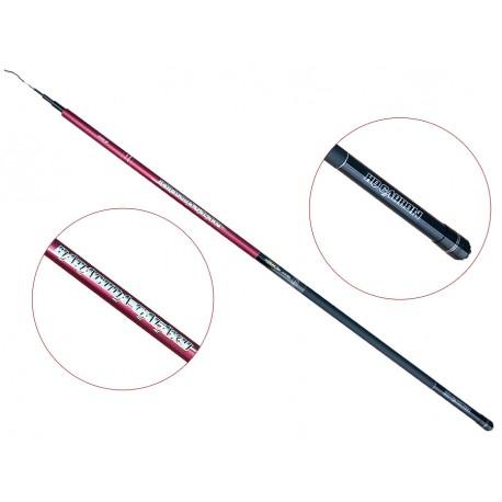 Undita fibra de carbon Baracuda Galaxy 5005