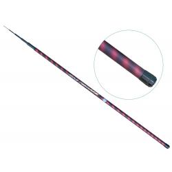 Undita fibra de carbon Baracuda Mystic Pole 6006